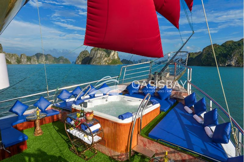 Oasis Luxury Cruise 2 days 1 night package (4 stars cruise - Special offer)